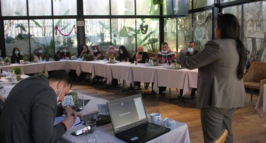 سلطة المياه تعقد ورشة عمل توجيهية حول المشاركة المجتمعية في قطاع المياه