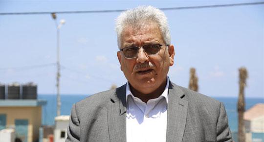 الوزير مازن غنيم يختتم جولته  في قطاع غزة