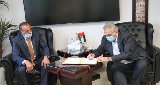 سلطة المياه وجمعية قطر الخيرية  توقعان اتفاقية تعاون