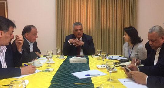 غنيم: التوافق على توفير الطاقة اللازمة لتشغيل محطة المعالجة في شمال غزة