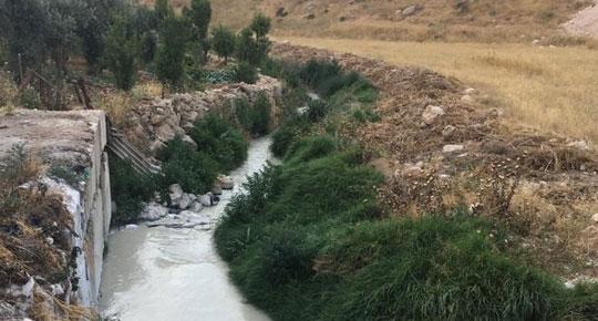 سلطة المياه تتقدم نحو إنجاز مشروع إدارة المياه العادمة في الخليل وانهاء التلوث في منطقة واد السمن