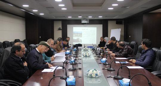 سلطة المياه تنظم ورشة عمل حول دليل صيانة أنظمة التزود بالمياه في فلسطين