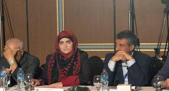 سلطة المياه تشارك بالاجتماع التشاوري المنعقد في القاهرة