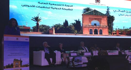 فلسطين تشارك في فعاليات القمة الدولية للأمن المائي